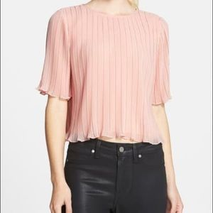 Chelsea28 Pleated Top